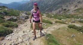 Ultra Trail di Corsica 110km : Victoire de Perrine !! Son CR